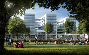 Espaces verts du Campus