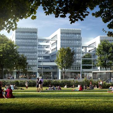 Campus Condorcet : le programme se concrétise
