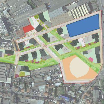 Port – Chemin Vert : Projet urbain en concertation