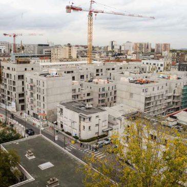 Un quartier entre deux programmes de rénovation urbaine