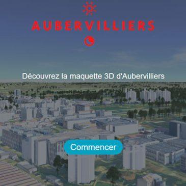 Découvrez Aubervilliers en 3D