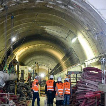 Le métro, c'est en 2021 !